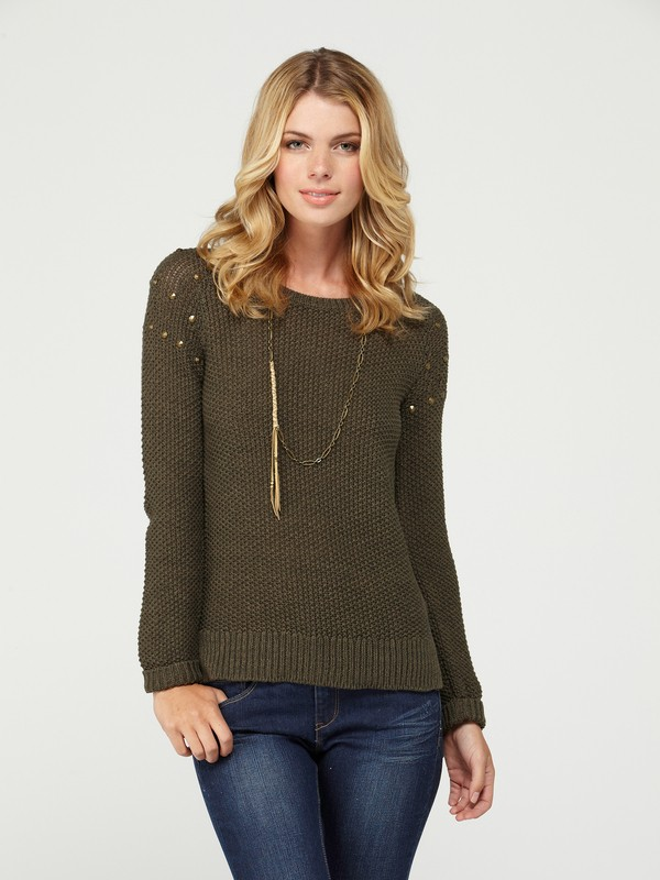 0 Snow Shines Sweater  ARJSW00070 Roxy