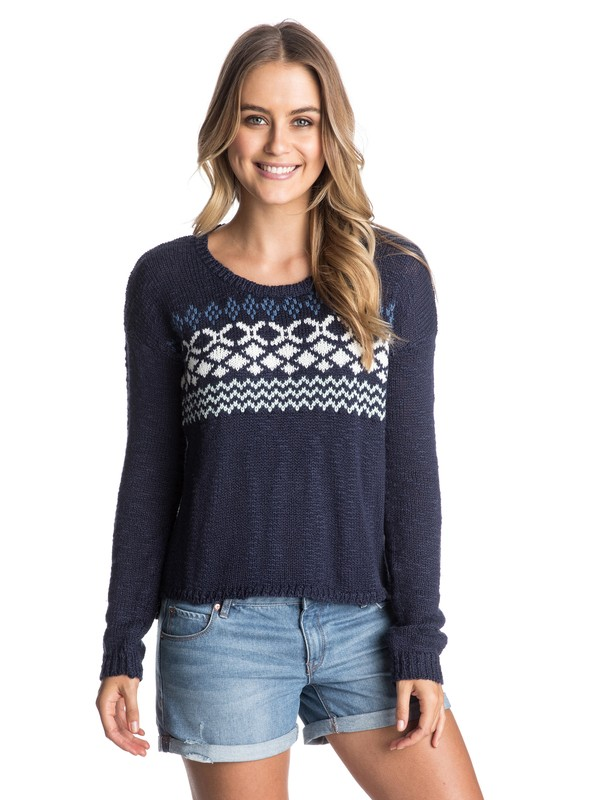 0 Cape Cod Sweater  ARJSW03031 Roxy