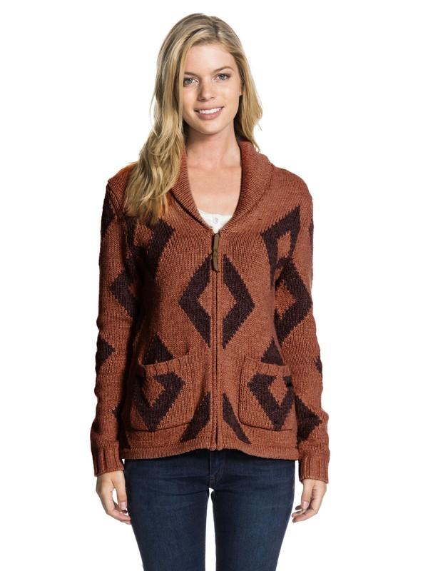 0 Camp Fire Sweater  ARJSW03033 Roxy