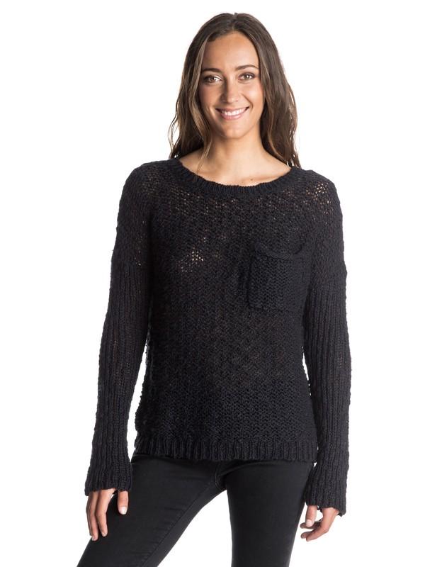 0 Good Day Sunshine Sweater  ARJSW03149 Roxy