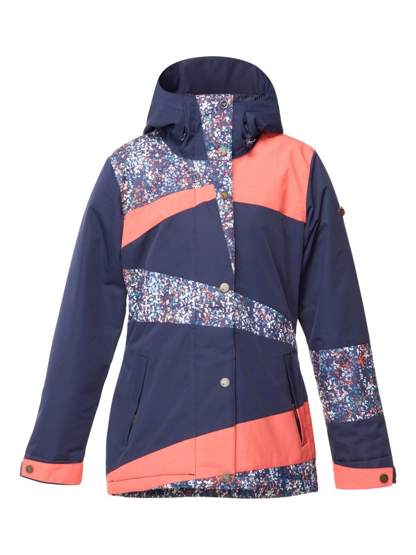 0 Rydell Jacket Blue ARJTJ00038 Roxy