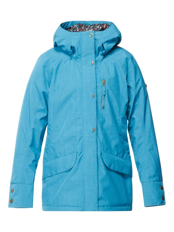 0 Andie Jacket Blue ARJTJ00039 Roxy