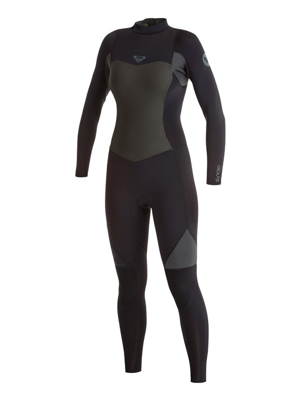 0 Syncro GBS 3/2mm - Back Zip Wetsuit  ARJW103041 Roxy