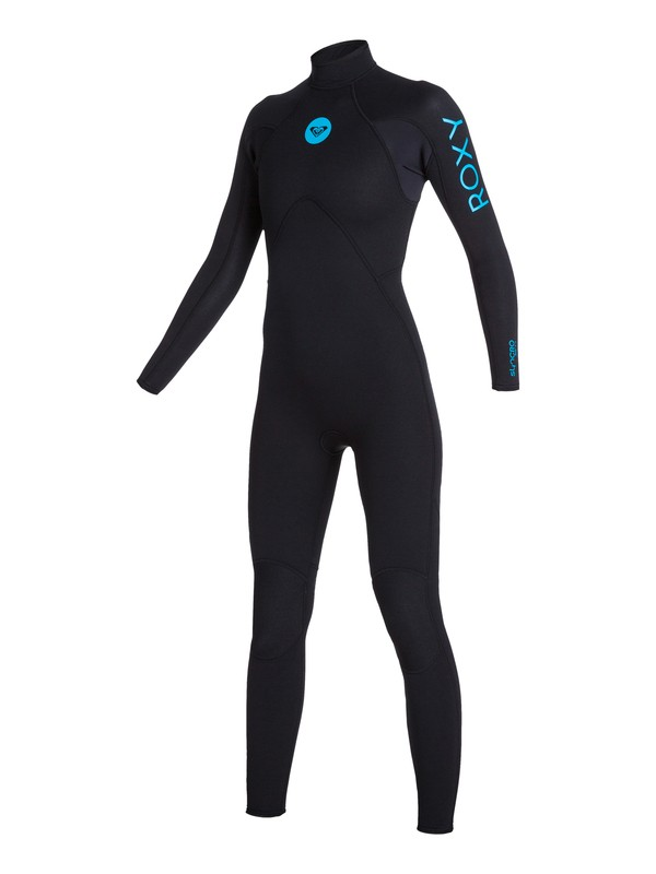 0 3/2mm Syncro Base  Back Zip Wetsuit  ARJW103048 Roxy