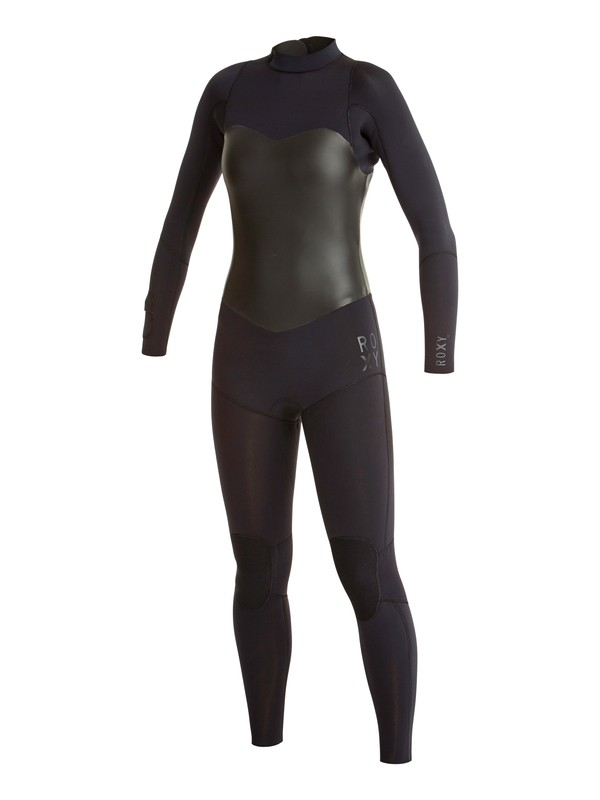 0 XY 3/2mm - Back Zip Wetsuit Black ARJW103051 Roxy