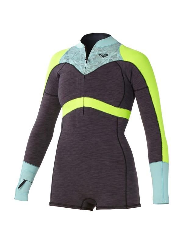 0 XY Long Sleeve Front Zip Springsuit  ARJW403001 Roxy