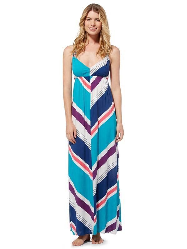 0 Fire Bloom Dress  ARJWD00098 Roxy