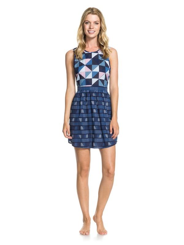 0 Shaded Dress  ARJWD03031 Roxy
