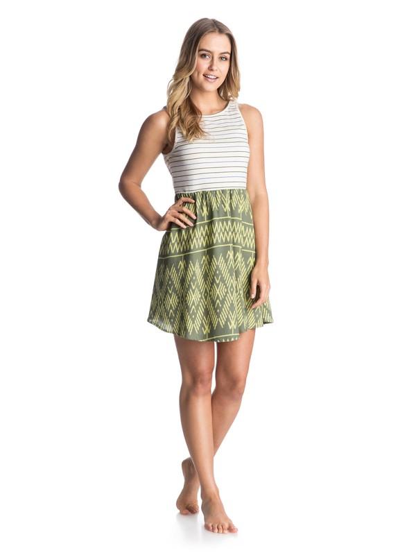 0 South Side Dress  ARJWD03044 Roxy