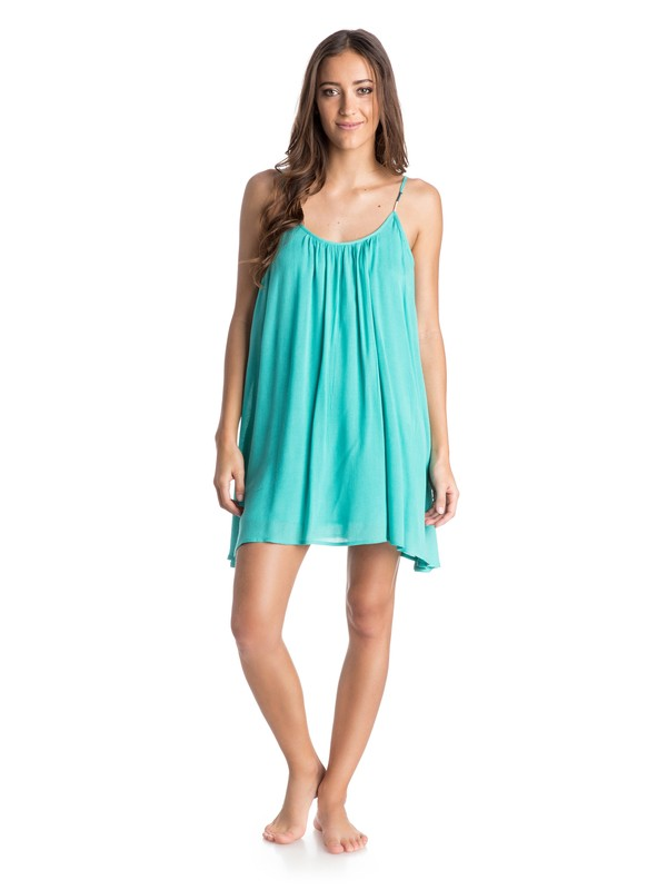 0 Tidal Wave Tank Dress  ARJWD03063 Roxy