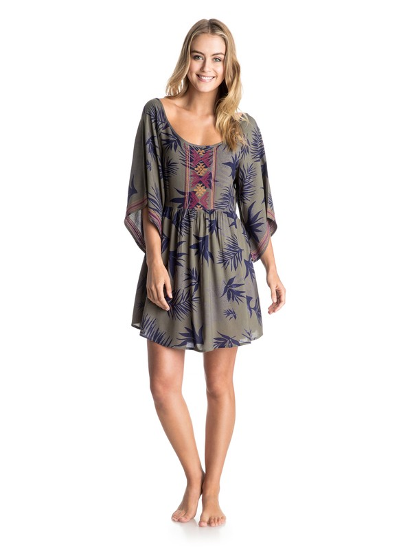 0 Sunset City Dress  ARJWD03085 Roxy