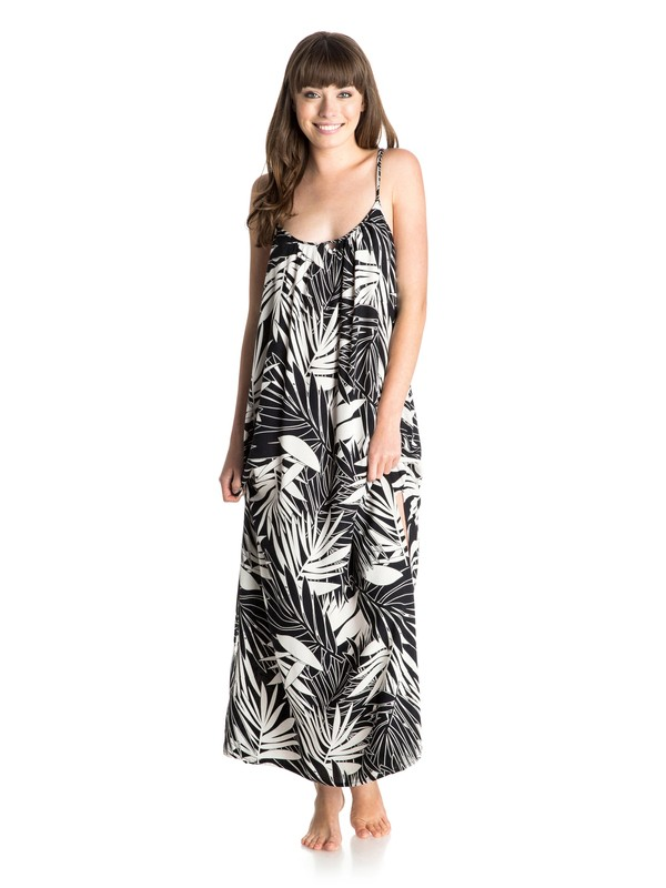 0 Sunny Daze - Printed Maxi Dress  ARJWD03090 Roxy