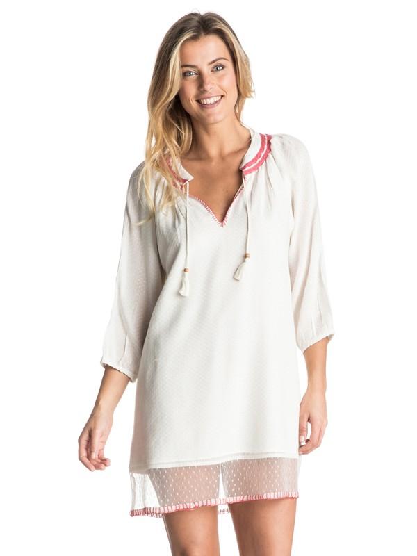 0 So Long  Long Sleeve Dress  ARJWD03162 Roxy