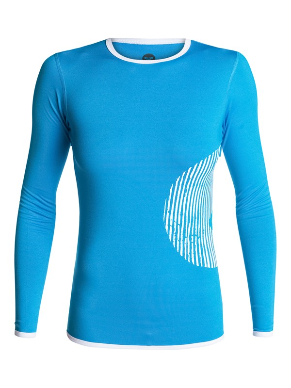 0 Roxy Sunset Long Sleeve Rashguard  ARJWR03039 Roxy