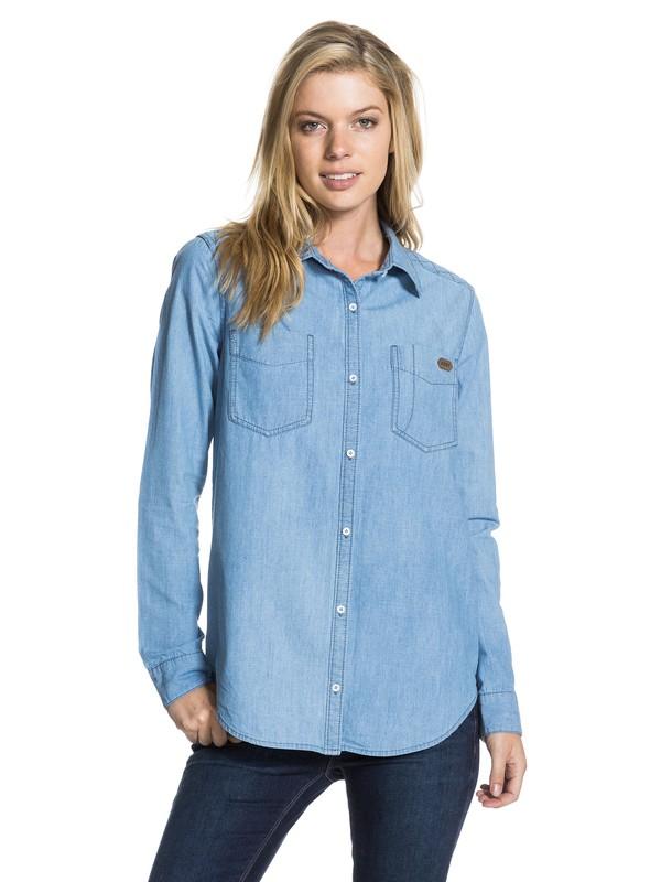 0 Wales Shirt  ARJWT03017 Roxy