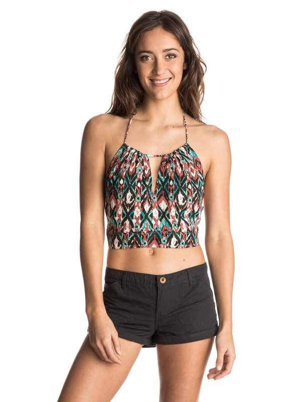 0 Actuality Bralette Top Pink ARJWT03114 Roxy