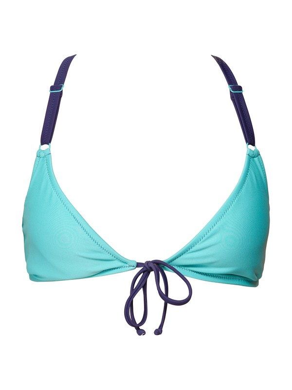 0 Wipeout Bikini Top Blue ARJX300085 Roxy
