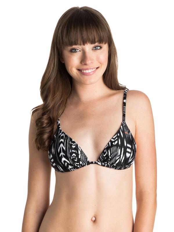 0 Easy Breezey Triangle Bikini Top  ARJX303176 Roxy