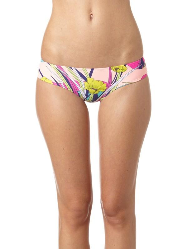 0 Island Dreams Boy Brief Bikini Bottoms  ARJX400019 Roxy
