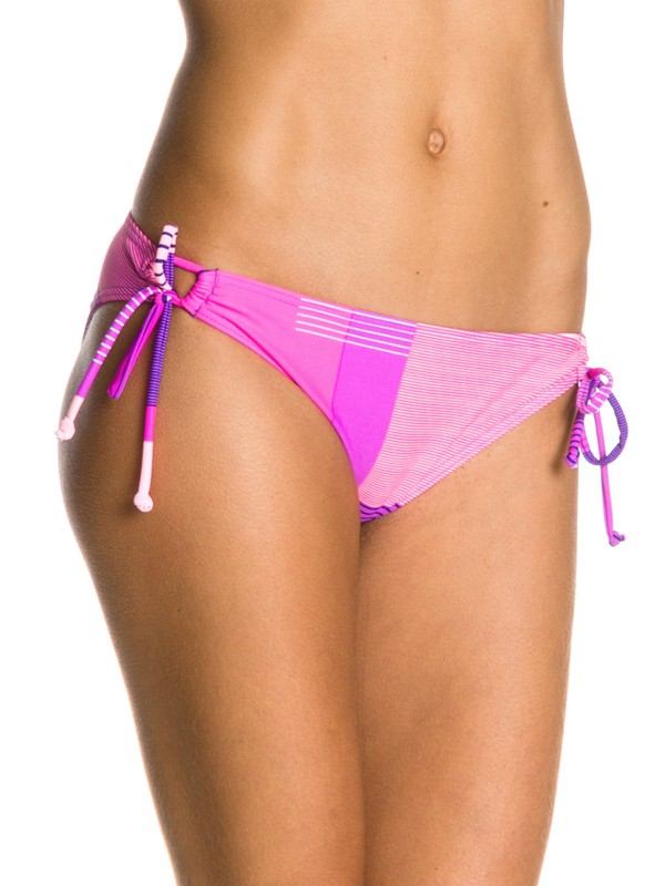 0 Sunshine Daze 70s Lowrider Bikini Bottoms  ARJX400037 Roxy