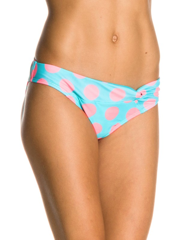 0 Connect The Dots 70s Lowrider Bikini Bottoms  ARJX400041 Roxy