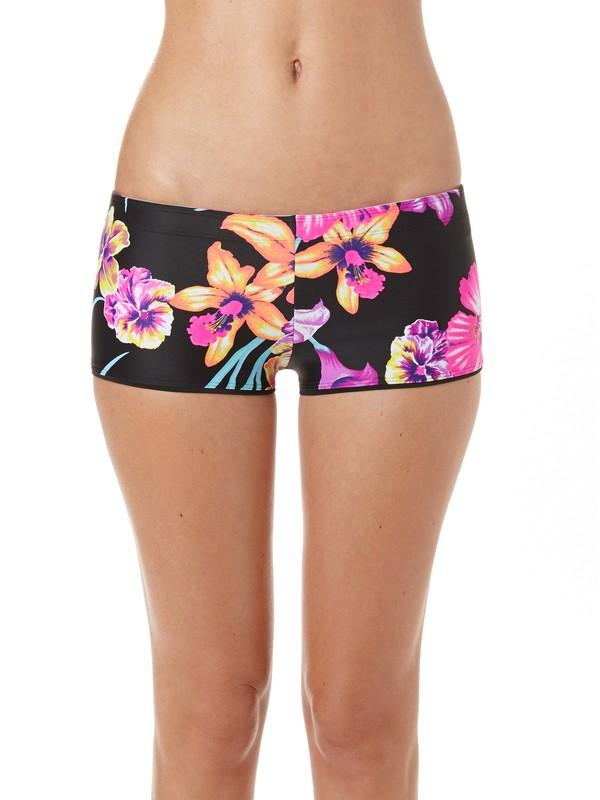 0 Spring Fling Elastic Waist Shorts Boardshort  ARJX400067 Roxy