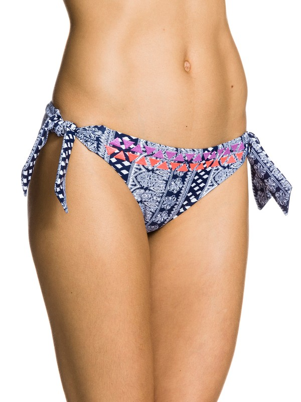 0 Northern Tribe Knotted Mini Bottoms  ARJX403036 Roxy