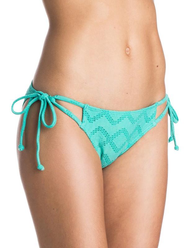 0 Lacy Days Tie Side Bikini Bottoms  ARJX403125 Roxy