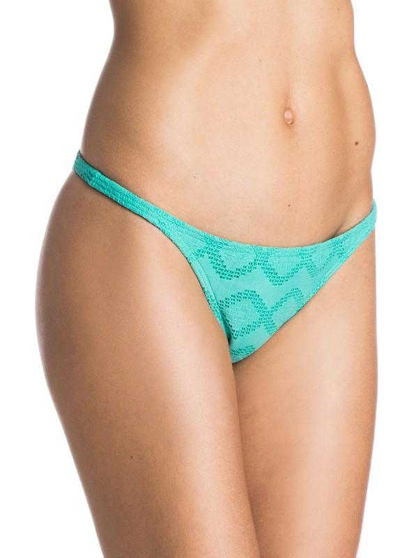 0 Lacy Days Mini Bikini Bottoms  ARJX403126 Roxy