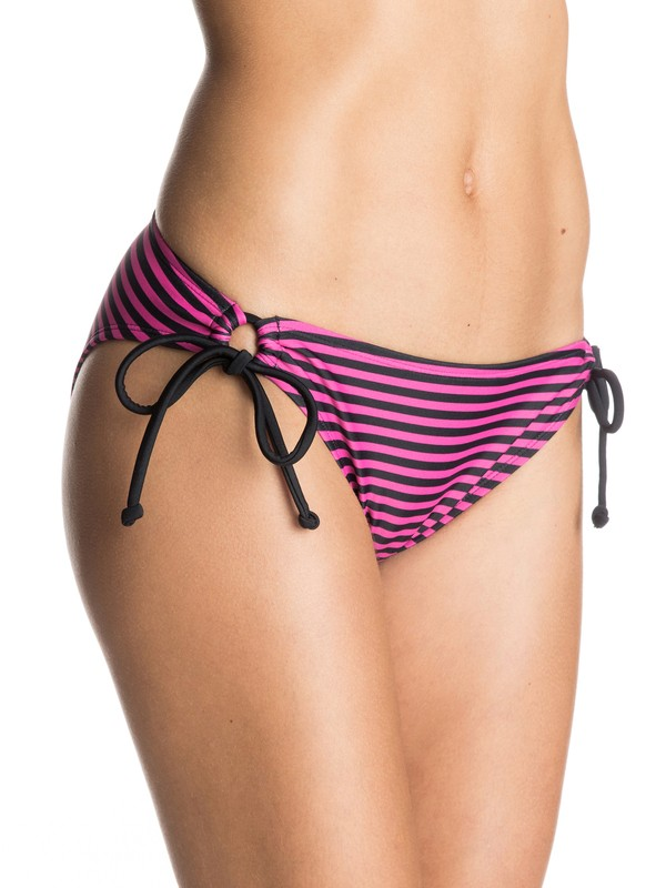 0 Midnight Swim 70s Bikini Bottoms  ARJX403258 Roxy