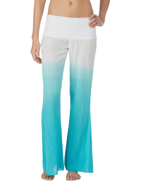 0 Guaze Bell Bottom Pants  ARJX600026 Roxy