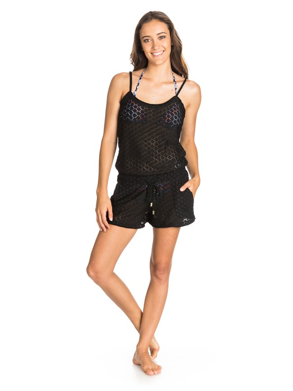0 Love Seeker Romper  ARJX603003 Roxy