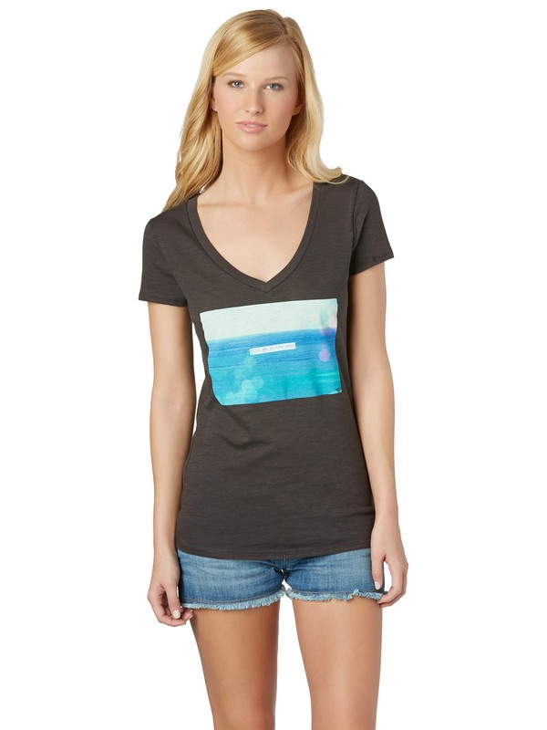 0 Find Me in the Sea SV T-shirt  ARJZT00418 Roxy