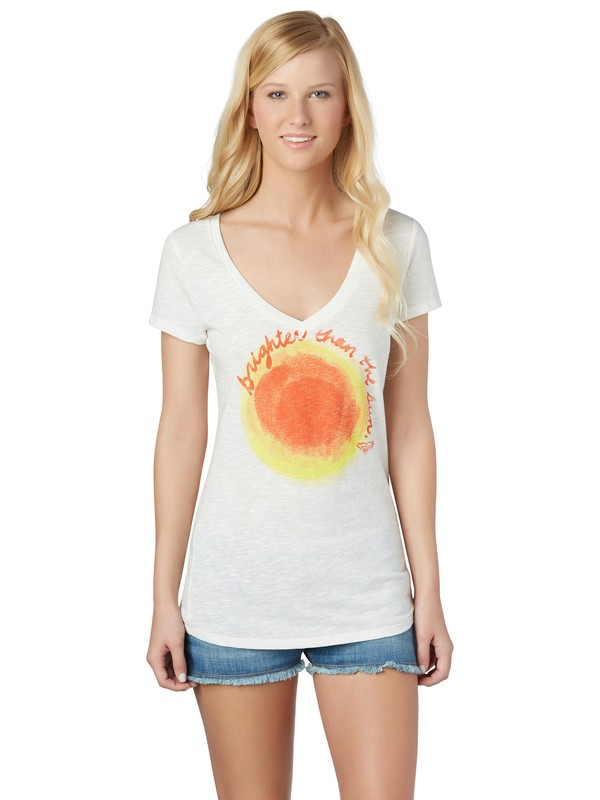0 Brighter Than SV T-shirt  ARJZT00420 Roxy