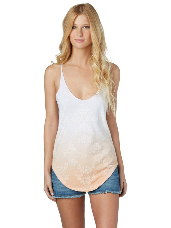0 Light Shadow Racerback Tank Top  ARJZT00433 Roxy