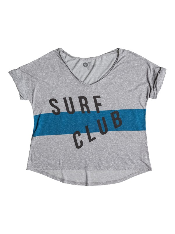 0 Surf Club Tee  ARJZT03163 Roxy