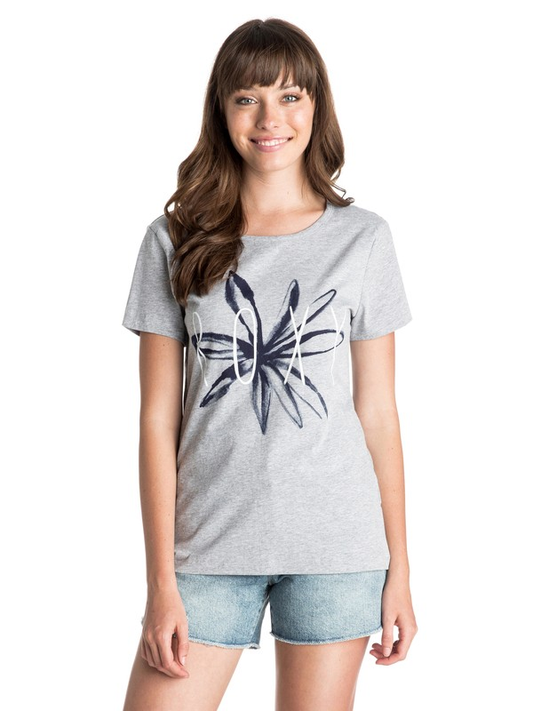 0 Flower Child Tee  ARJZT03352 Roxy