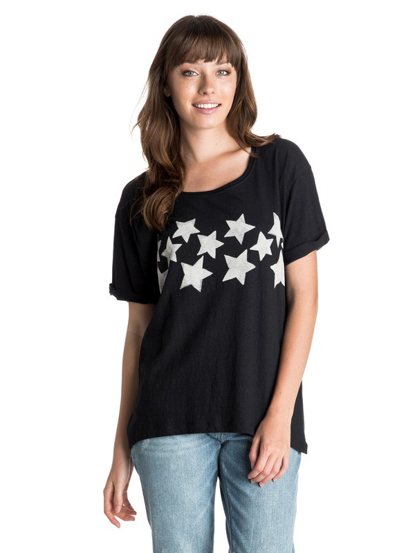 0 Stars Tee  ARJZT03388 Roxy