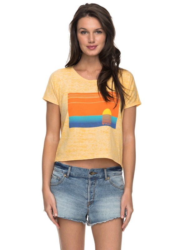 0 Sunray Friend Tee  ARJZT04349 Roxy