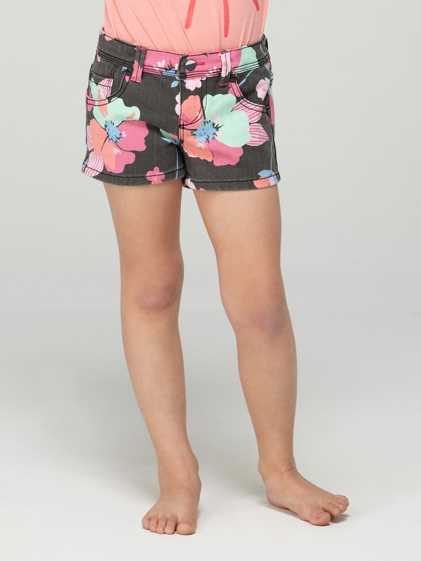 0 Girls 2-6 Ferris Wheel Shorts  ARLDS00001 Roxy