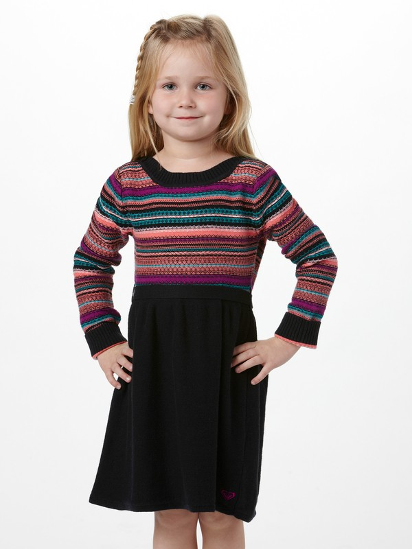 0 Girls 2-6 Winter Dreams Dress  ARLKD00018 Roxy