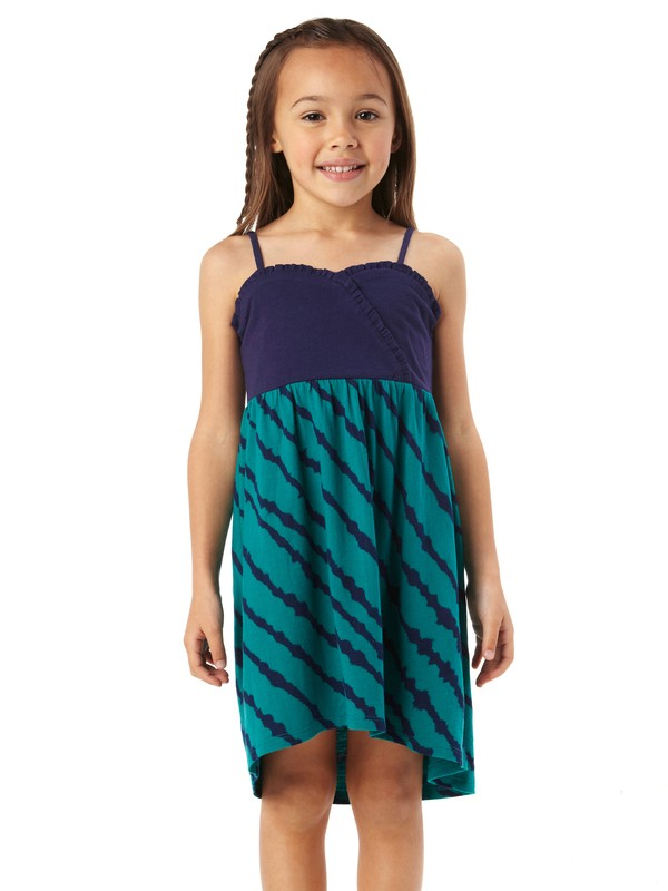 0 Girls 2-6 Sea Palm Dress  ARLKD00027 Roxy