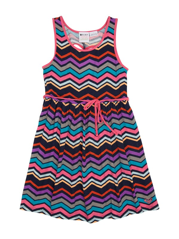 0 Girls 2-6 Sweltering Heart Dress  ARLKD00033 Roxy