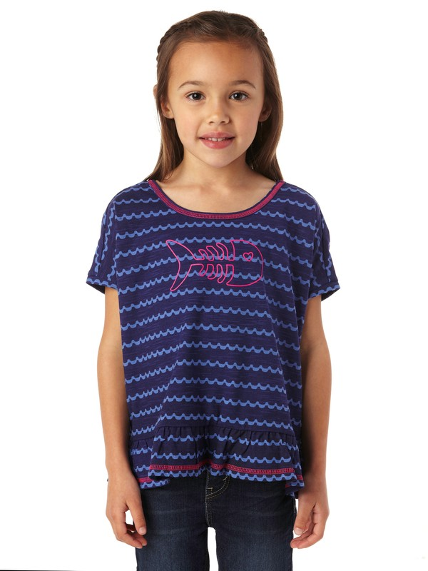 0 Girls 2-6 Sea View Top  ARLKT00038 Roxy