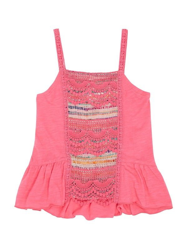 0 Girls 2-6 Creekside Tank  ARLKT00042 Roxy