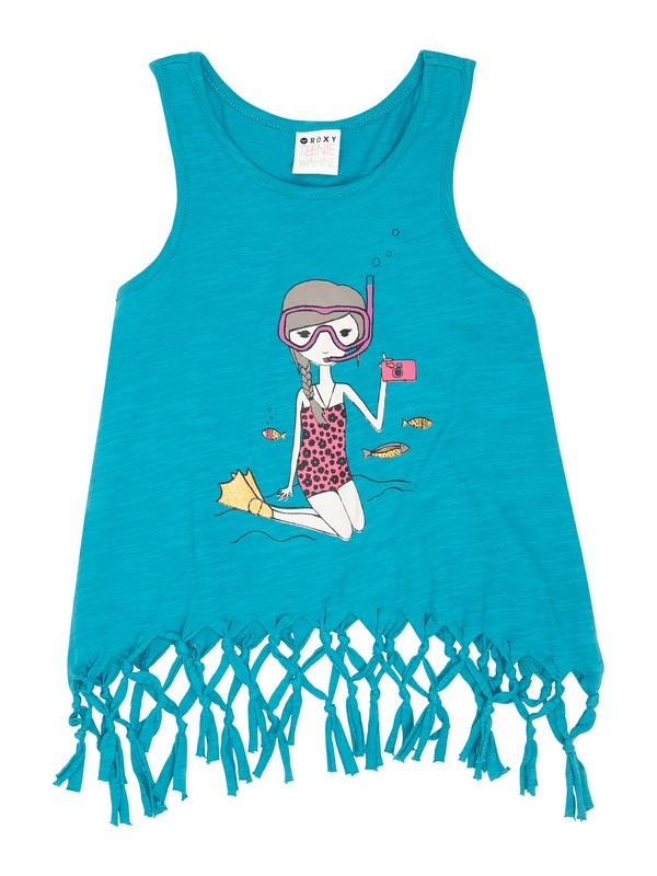 0 Girls 2-6 Surf Brink Top  ARLKT00043 Roxy