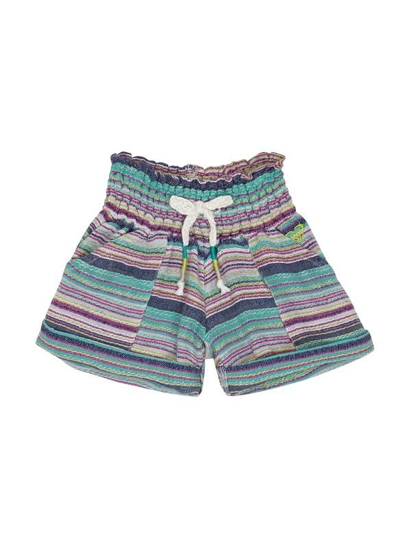 0 Girls Sandy Side Short  ARLNS00011 Roxy