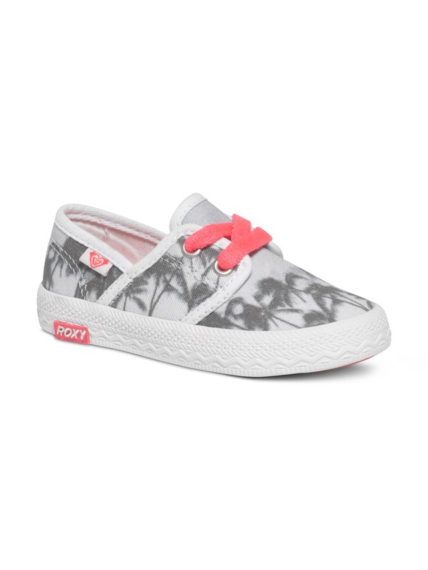 0 Girls 2-6 Hermosa Lace Up Shoes  ARLS300001 Roxy