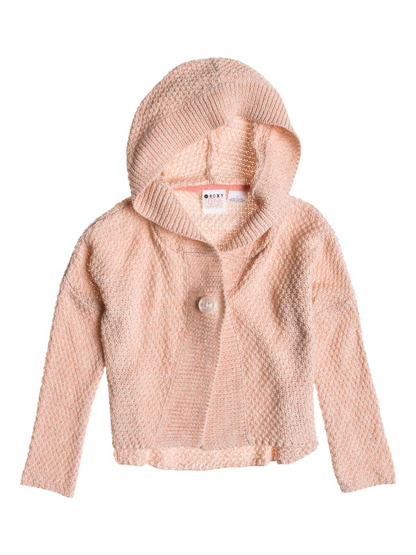0 Girls 2-6 Heart Beat Sweater  ARLSW03000 Roxy