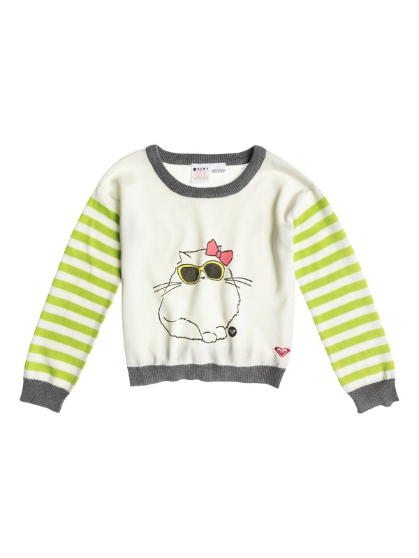 0 Girls 2-6 Sun Light Sweatshirt  ARLSW03001 Roxy